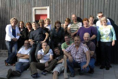 Volwassenen weekend 2009